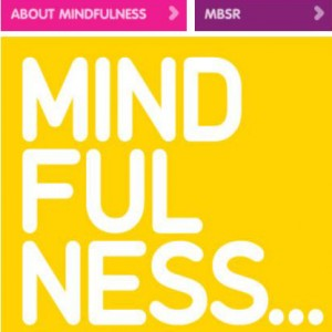 Be Mindful campaign