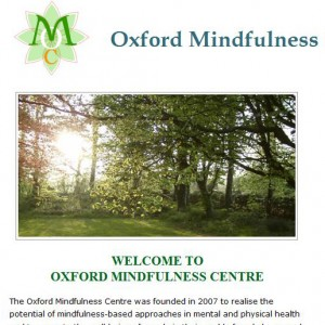 Oxford Mindfulness Centre